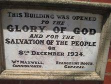Salvation Army Citadel 07-02-2016 - John Conn, Templestowe, Victoria