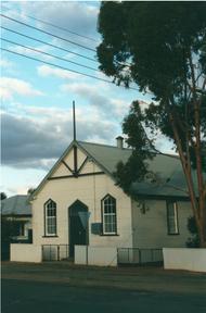 Salvation Army Corps - Broken Hill - Former 28-07-2004 - Derrick Jessop
