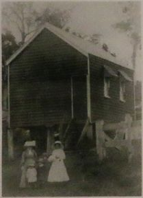 Salvation Army Hall on Site c 1908 - From Heritage Notice Board 17-09-2017 - John Huth, Wilston, Brisbane