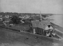 Sandgate Baptist Church - Former 00-00-1891 - John Oxley Library supplied by John Huth, Wilston, Brisbane