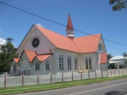 Sandgate Baptist Church - Former