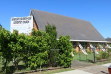 Sandgate Seventh-Day Adventist Church 12-05-2018 - John Huth, Wilston, Brisbane.