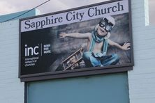 Sapphire City Church 04-10-2017 - John Huth, Wilston, Brisbane.