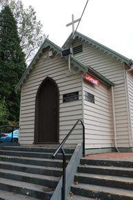 Sassafras Methodist Church - Former 22-04-2019 - John Huth, Wilston, Brisbane