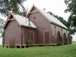 Scots Pioneer Church - Former 14-01-2015 - John Conn, Templestowe, Victoria