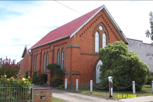 Scots Presbyterian Church - Former
