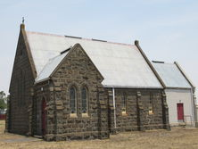 Scot's Uniting Church 02-01-2020 - John Conn, Templestowe, Victoria