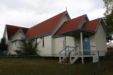 Seventh-Day Adventist Church - Former