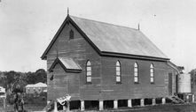 Severnlea Uniting Church - Previously Amiens Methodist Church 00-00-1920 - Photograph provided by Lyn Mallet