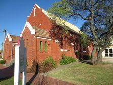 Seymour Uniting Church 22-04-2018 - John Conn, Templestowe, Victoria
