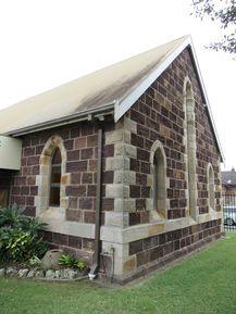 Shellharbour Village Uniting Church 01-04-2019 - John Conn, Templestowe, Victoria