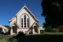 Sherwood Presbyterian Church - Former