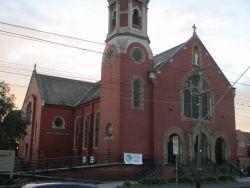 Our Lady Help of Christians Catholic Church 21-06-2014 - John Conn