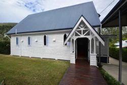 Somerset Dam Anglican Church - Former