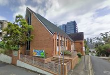 South Brisbane Baptist Church - Former