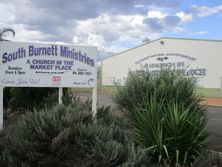 South Burnett Ministries - A Church in the Market Place 07-03-2017 - John Huth, Wilston, Brisbane.