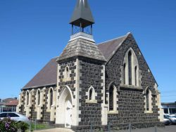 South Geelong Uniting Church - Former 04-10-2014 - John Conn, Templestowe, Victoria