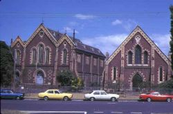 South Melbourne Congregational Church - Former