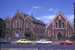 South Melbourne Congregational Church - Former