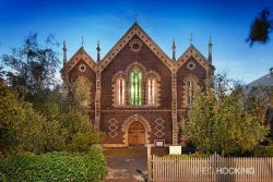 South Melbourne Congregational Church - Former 27-02-2015 - onmydoorstep/Greg Hocking Holdsworth