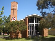 South Strathfield Uniting Church/Sydney The Lord's Church 24-07-2007 - J Bar - See Note.