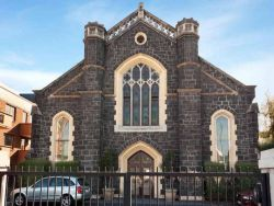 South Yarra Church - Former
