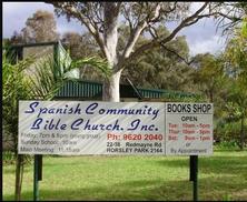 Spanish Community Bible Church 00-00-2019 - Church Website - See Note.