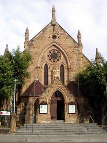 St. Nectarios Greek Orthodox Church, Burwood NSW 20-07-2002 - Alan Patterson