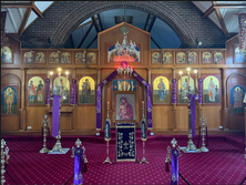 St. Stephanos Greek Orthodox Church 12-04-2020 - Church Website - See Note.