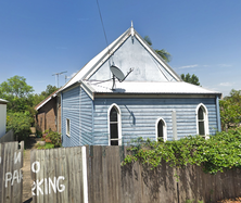 St Aidan's Anglican Church - Former