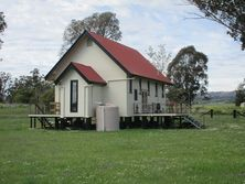 St Aidan's Anglican Church - Former
