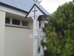 St Alban's Anglican Church 18-01-2014 - John Conn, Templestowe, Victoria