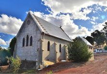 St Alban's Anglican Church - Former 30-09-2018 - Boddington Community Resource Centre - See Note.