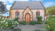 St Alban's Anglican Church - Former