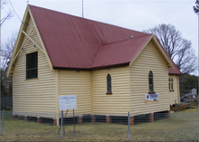 St Andrew's Anglican Church 12-03-2018 - Photograph supplied by David Wiedemann on 12/3/2018