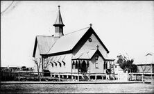 St Andrew's Anglican Church unknown date - Anglican Church - See Note.