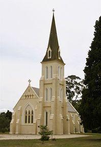 St Andrews Anglican Church 06-12-2008 - Trevor Bunning  ohta org au