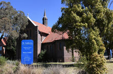St Andrew's Anglican Church  07-09-2017 - Peter Liebeskind