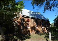St Andrew's Anglican Church - Former - Old School/Church 21-01-2017 - Peter Liebeskind