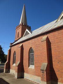 St Andrew's Presbyterain Church 17-04-2018 - John Conn, Templestowe, Victoria