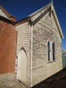St Andrew's Presbyterain Church - School Hall 17-04-2018 - John Conn, Templestowe, Victoria
