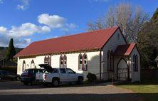 St Andrew's Presbyterian Church 28-06-2019 - Peter Liebeskind