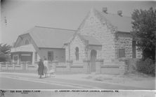 St Andrew's Presbyterian Church 00-00-1920 - State Library Victoria - See Note.