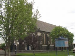 St Andrew's Presbyterian Church 02-10-2014 - John Conn, Templestowe, Victoria