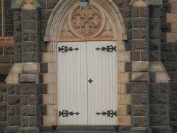 St Andrew's Presbyterian Church 14-01-2014 - John Conn, Templestowe, Victoria