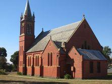 St Andrew's Presbyterian Church 21-04-2018 - John Conn, Templestowe, Victoria