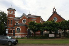 St Andrew's Presbyterian Church - Former 04-04-2021 - John Huth, Wilston, Brisbane