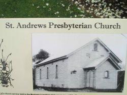 St Andrew's Presbyterian Church - Former 09-01-2015 - John Conn, Templestowe, Victoria