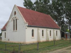 St Andrew's Presbyterian Church - Former 18-01-2014 - John Conn, Templestowe, Victoria