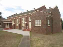 St Andrew's Presbyterian Church - Hall 14-01-2014 - John Conn, Templestowe, Victoria
